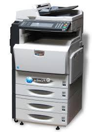 Drucker Abteilung