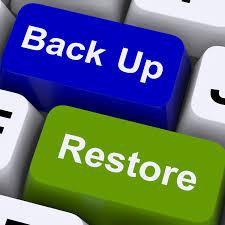 Backup Restore